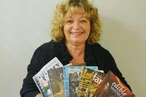 Travel writer Noreen Kompanik