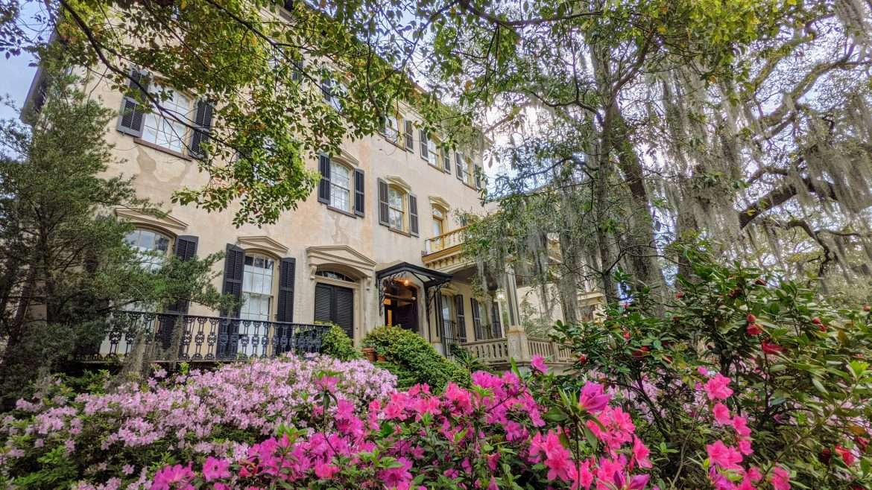 The Gastonian in Savannah, GA
