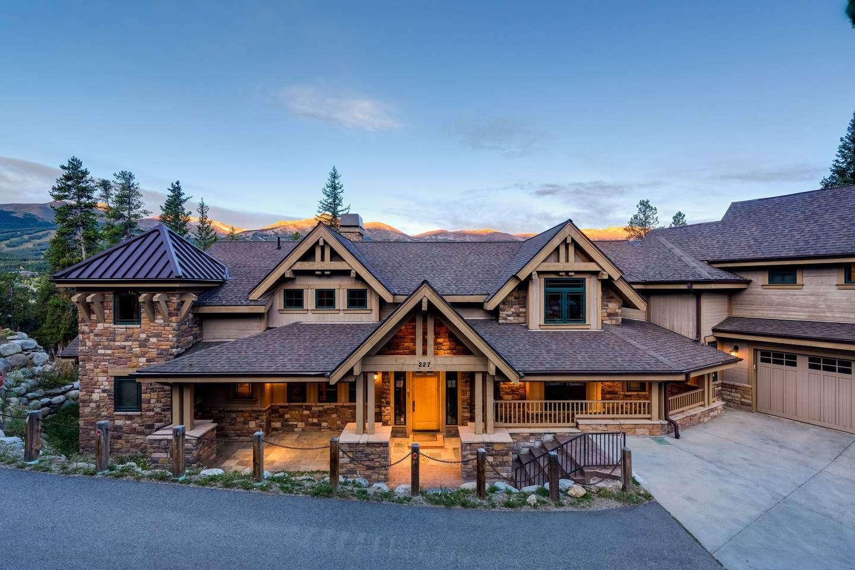 Mont Vista Chateau vacation rental in Breckenridge, Colorado