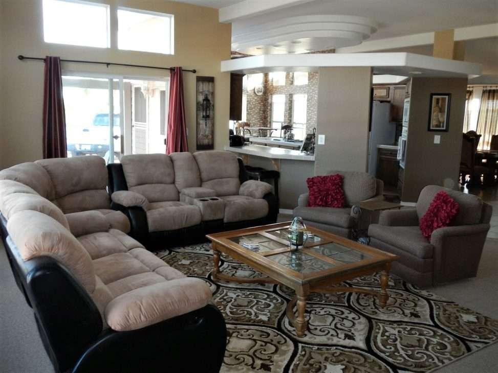 Living room at Tuscan Temecula Hideaway