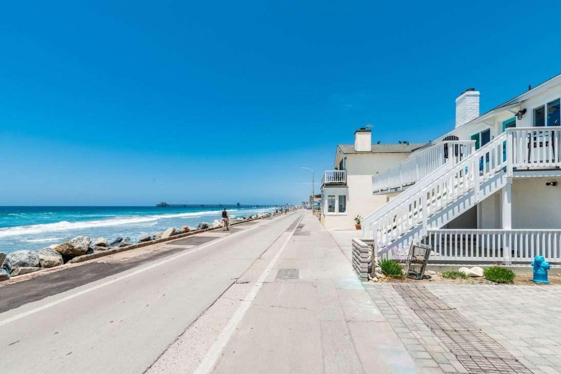 The Oceanside Strand