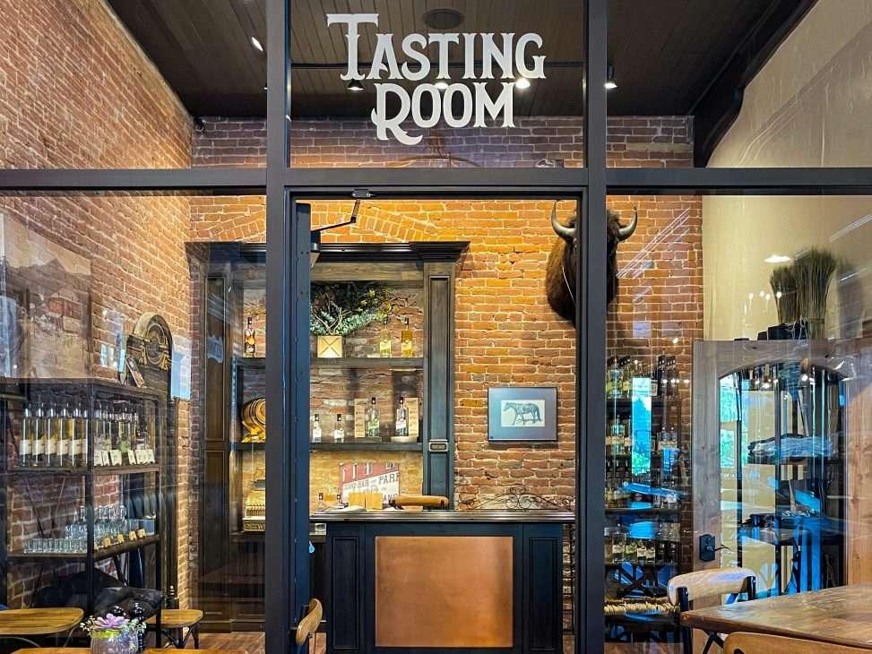 Denny Bar Co Tasting Room