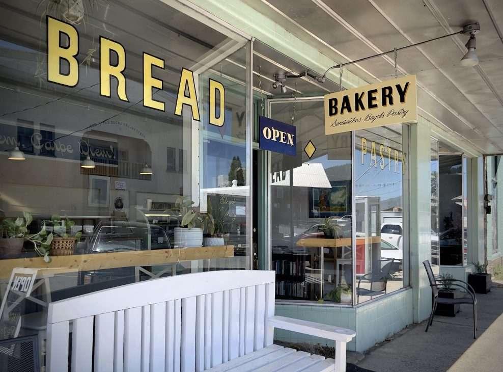 Grain Street Bakery in Etna, CA