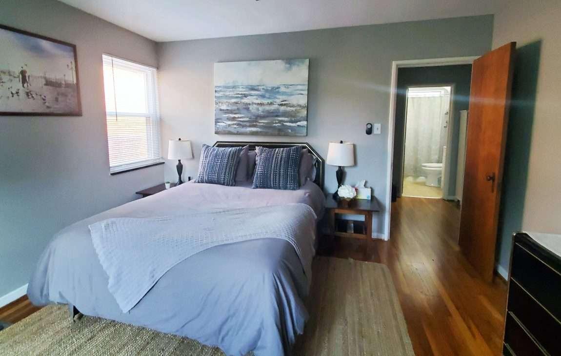 Columbus, Ohio Vacation Rental bedroom
