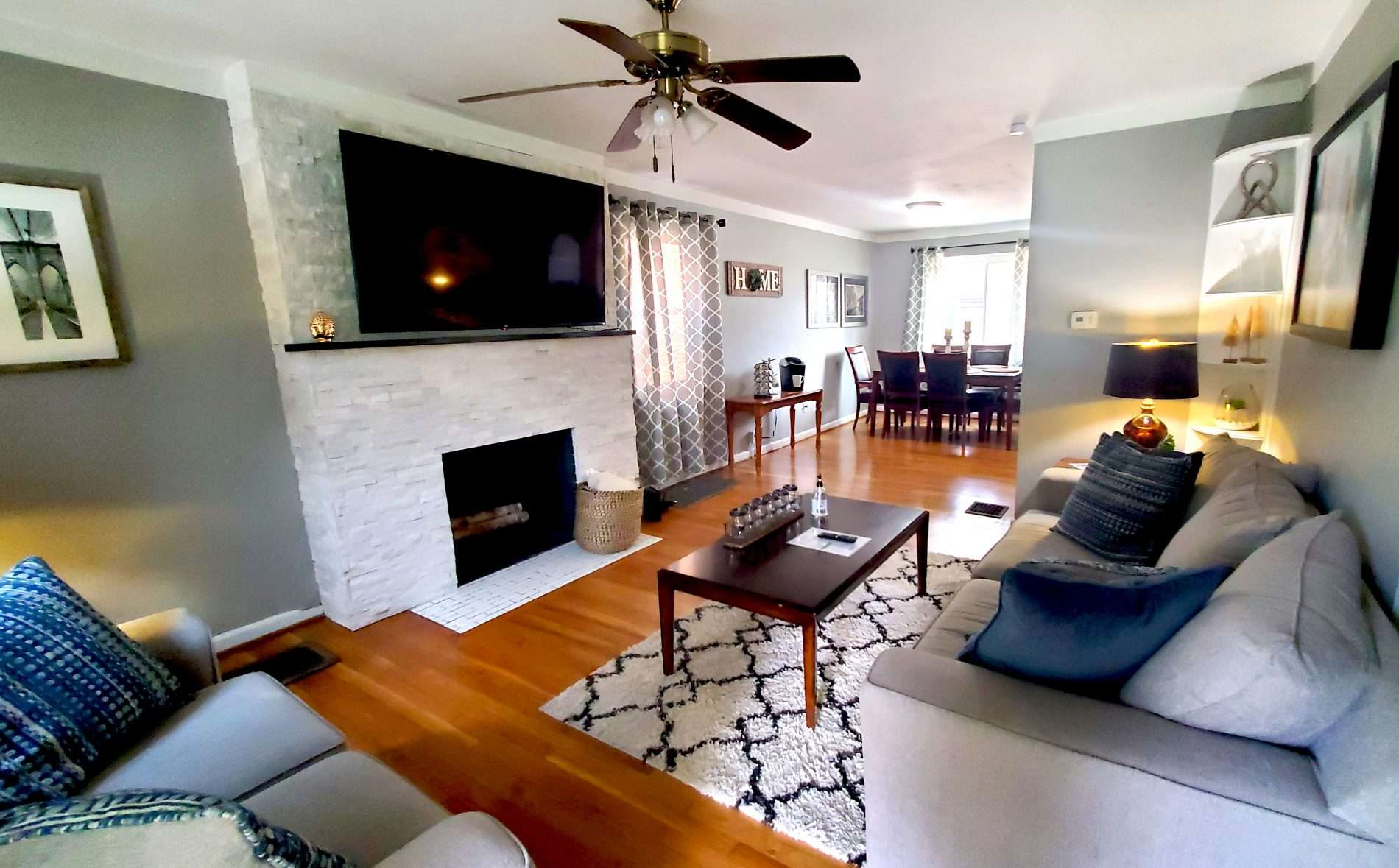 Columbus, Ohio Vacation Rental living room